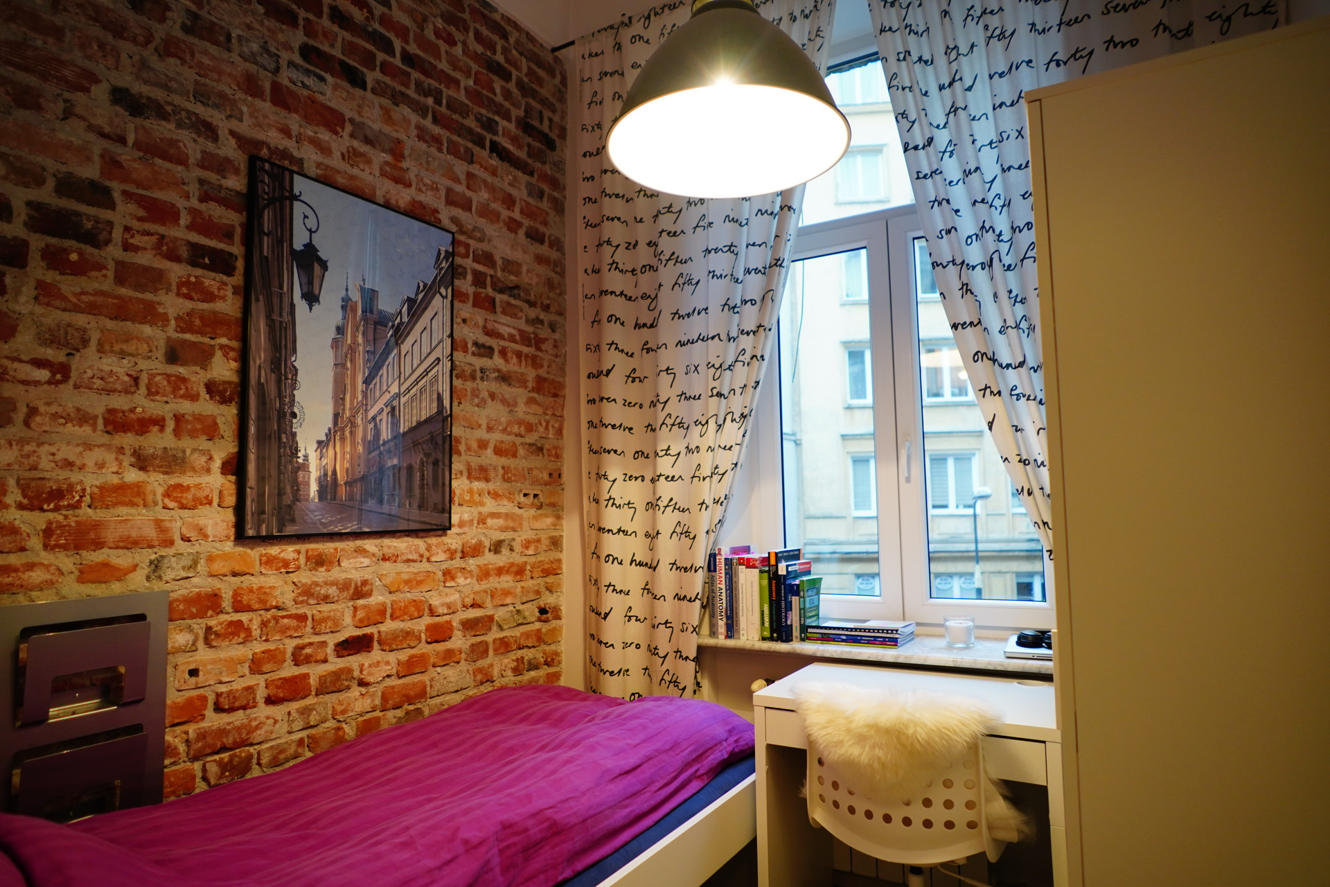 Single room in city center of Warsaw