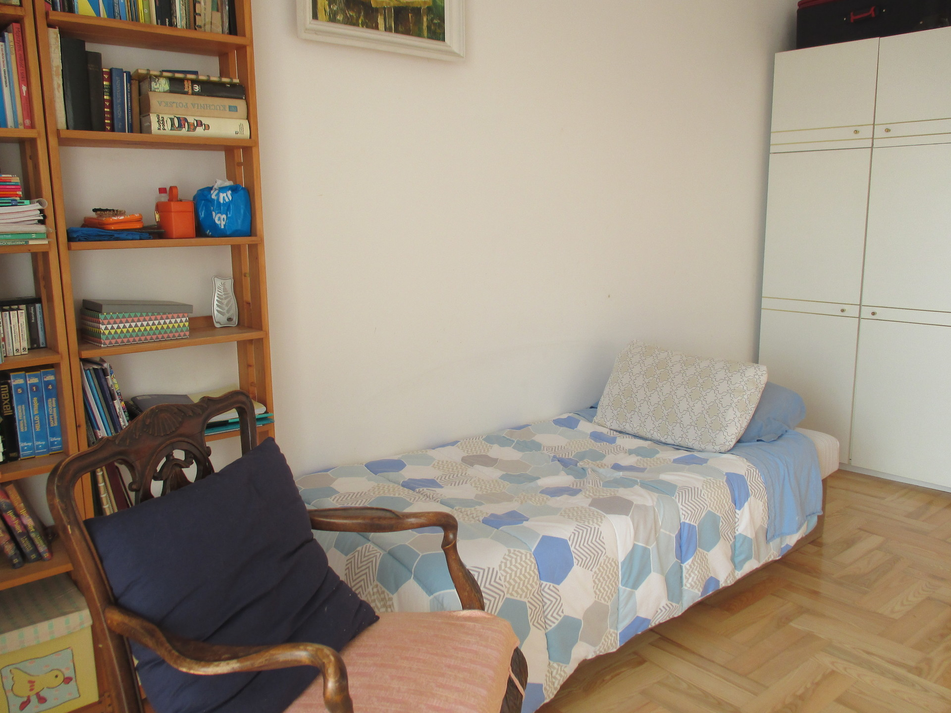 Single room for girl, 5 min to underground, perfect for SGGW, UW