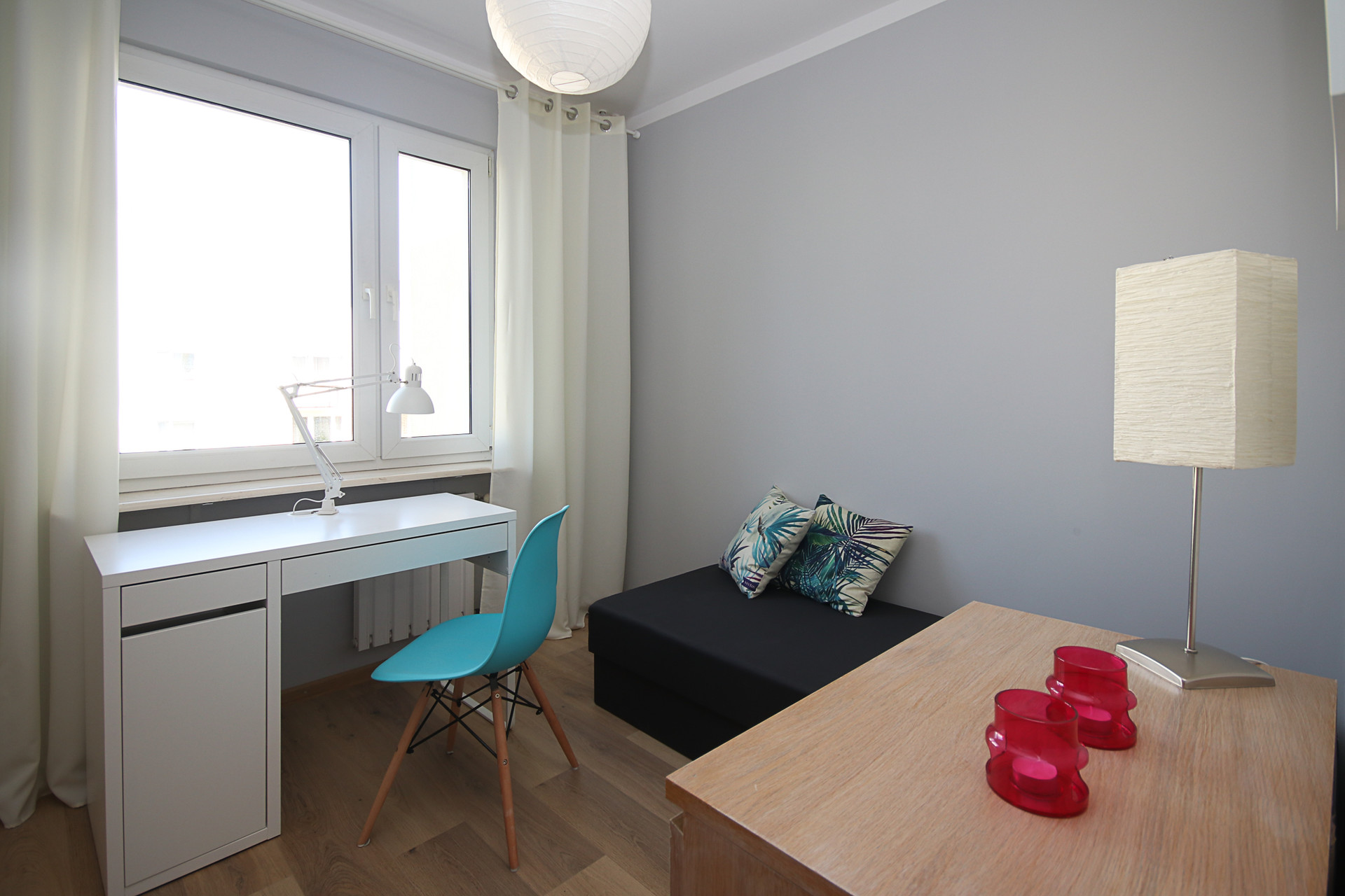 Single room, metro STOKŁOSY, close SGGW, NEW!