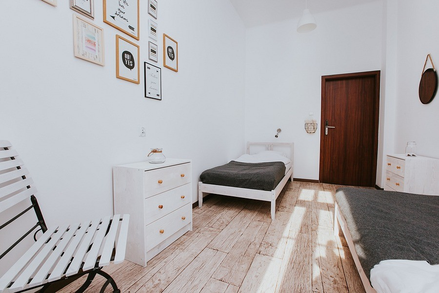 Single room in the most prestigious dormitory in Warsaw
