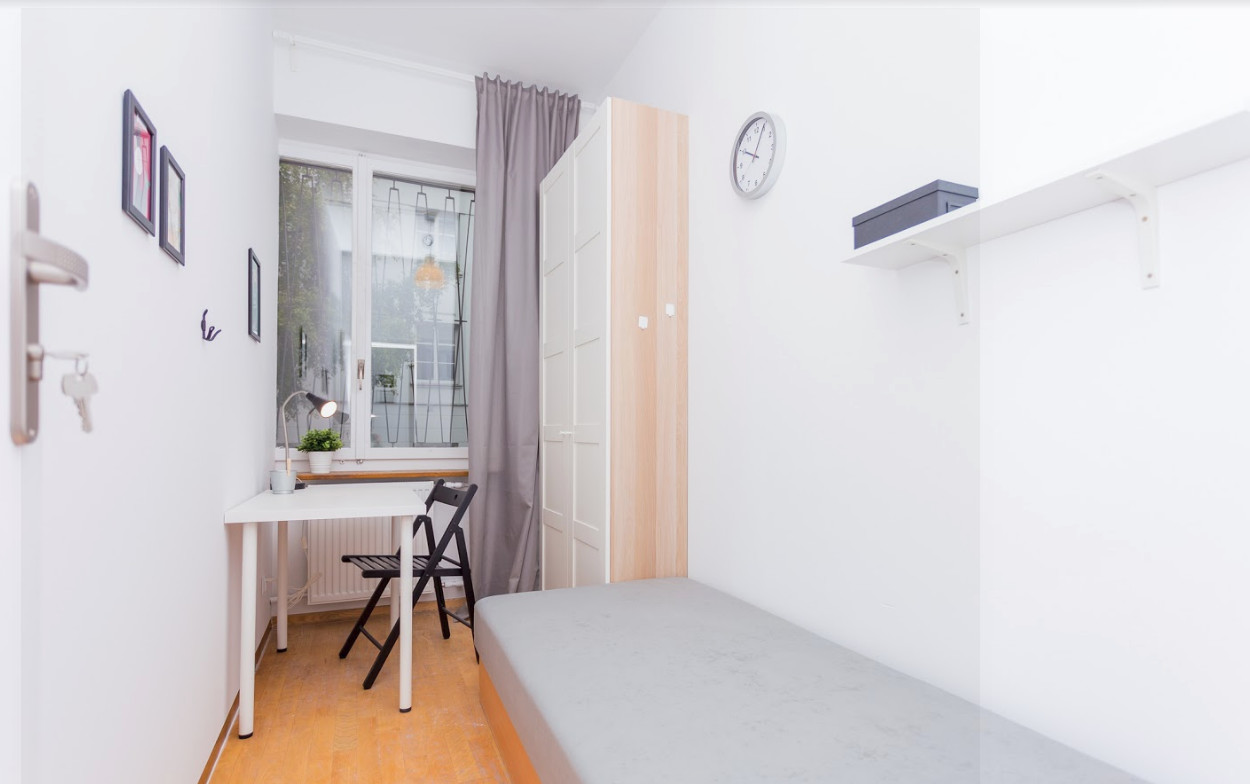 Single Room For Rent In A Great Student House Of Warsaw Chocimska 3 Mokotow University Dorm Warsaw