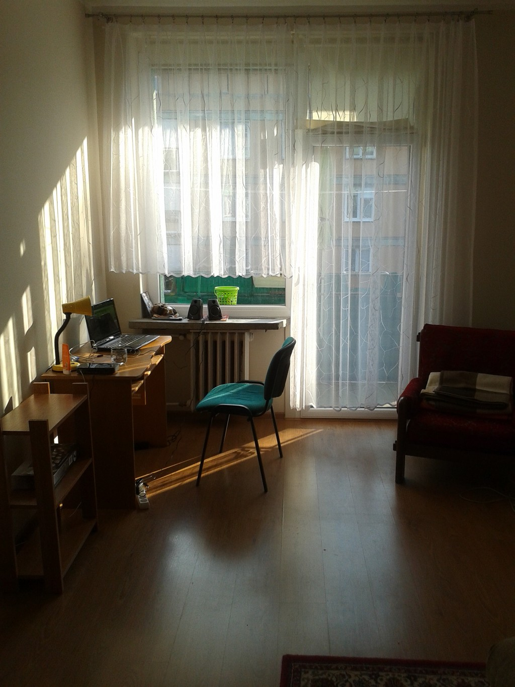 Single Room For Rent Near City Center In A Shared Apartment Room