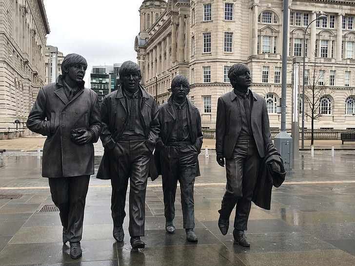 Sítios a visitar em Liverpool