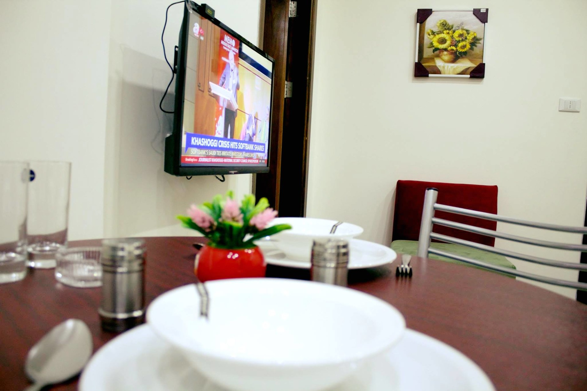 Small furnished apartments for rent - Amman - Jordan - near to the  University of Jordan