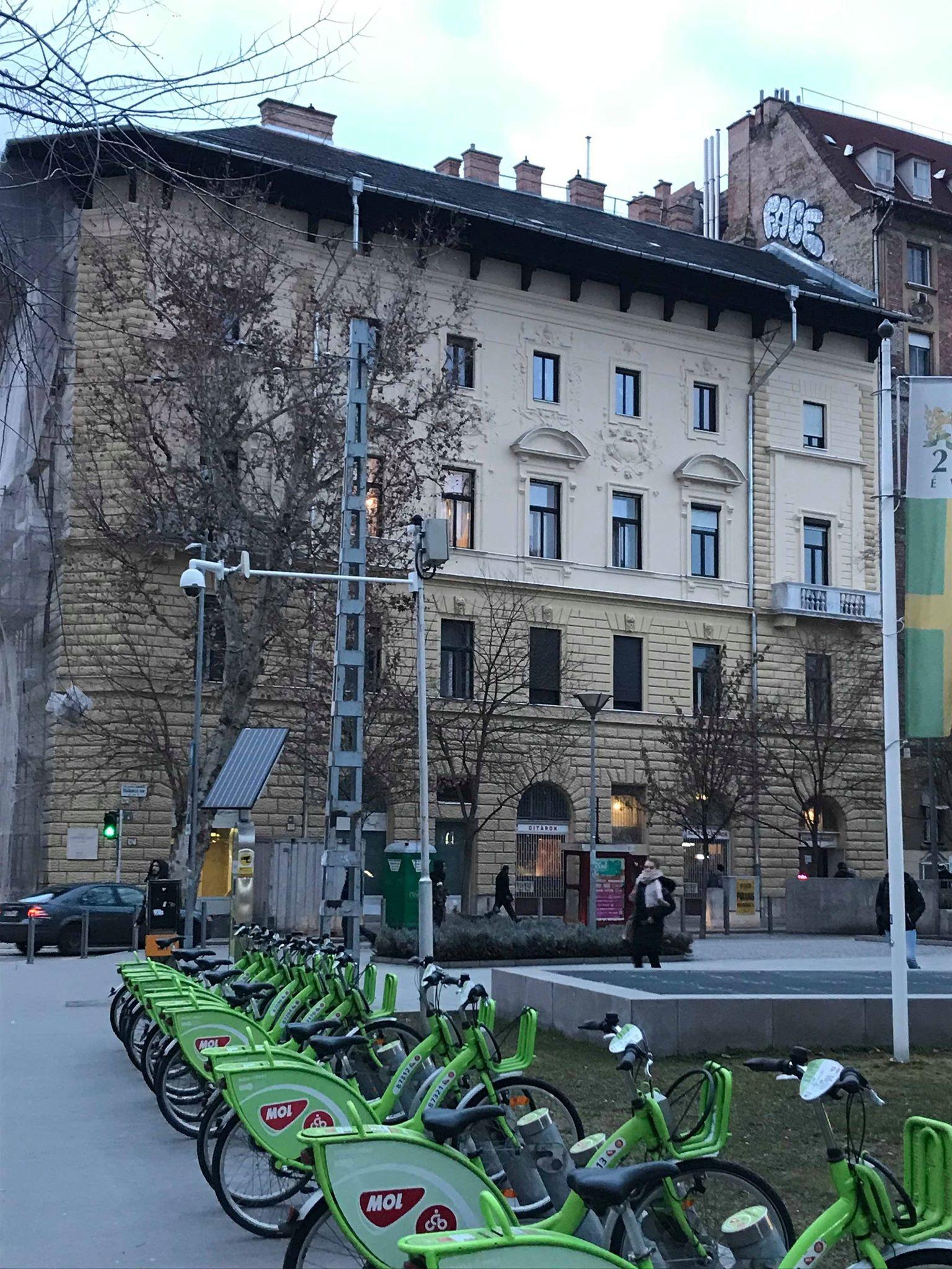 Budapest,  József krt. 30-32