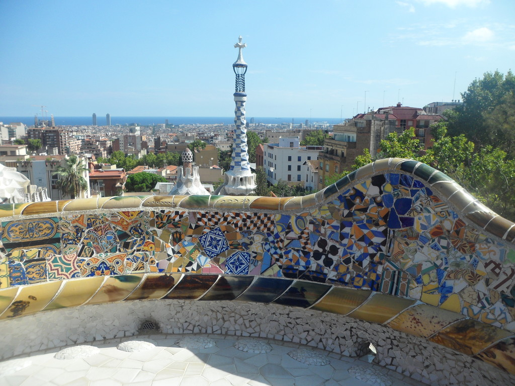 So much to see at Parc Güell