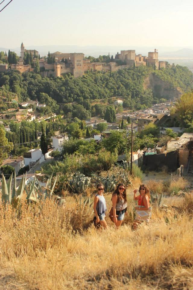 Sobre los ríos en Granada
