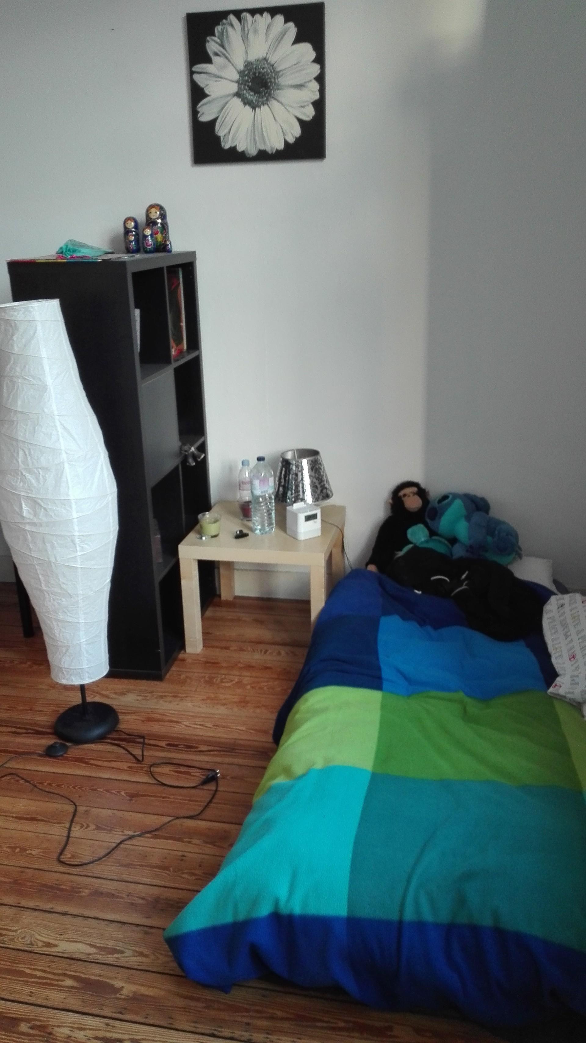 Sous location chambre étudiant e Li¨ge Guillemins 10min de la