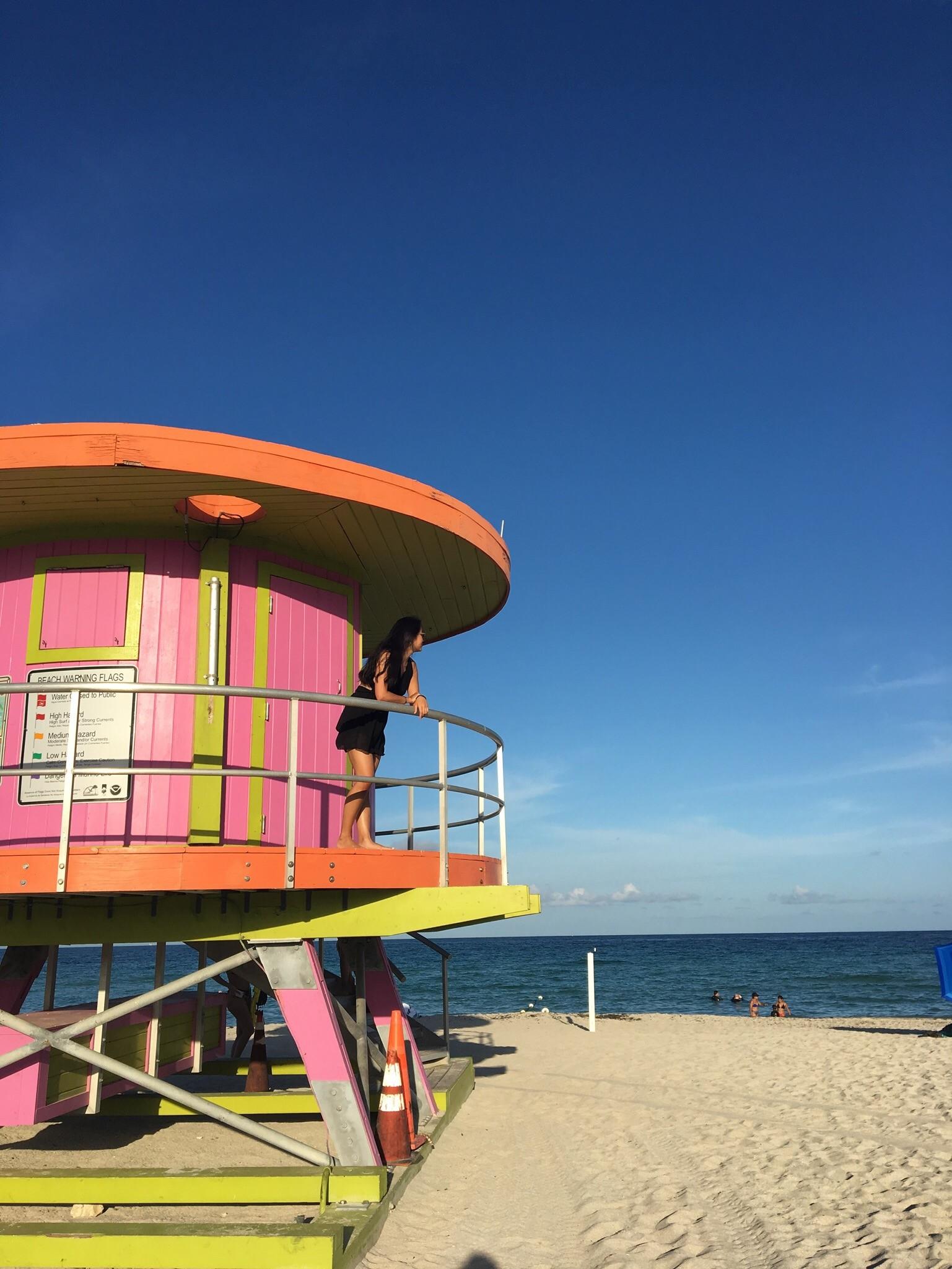 South Beach | Erasmus photo Miami Beach