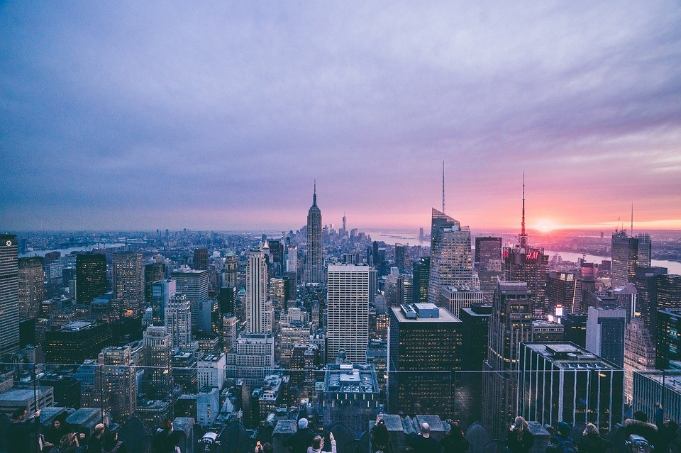 Soyez la personne que vous voulez à New York aux Etats-Unis par Abbey