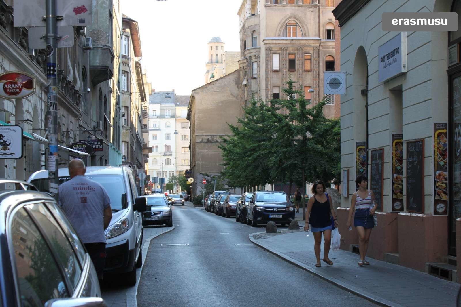 Budapest,  Dob u.