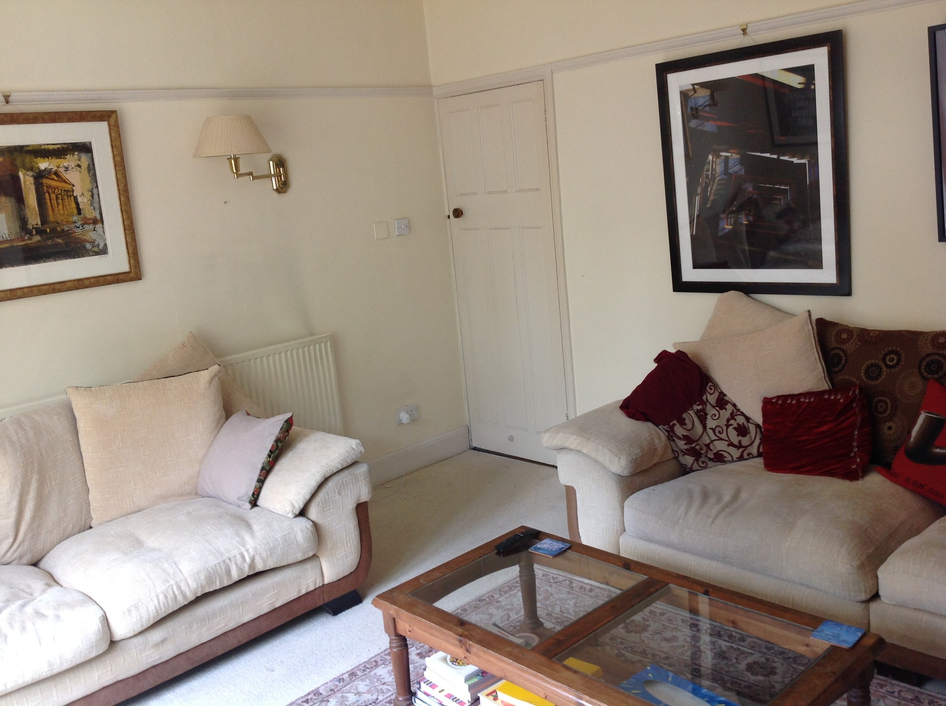 Spacious double room in Colchester