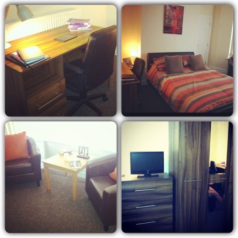 Spacious En Suite Room