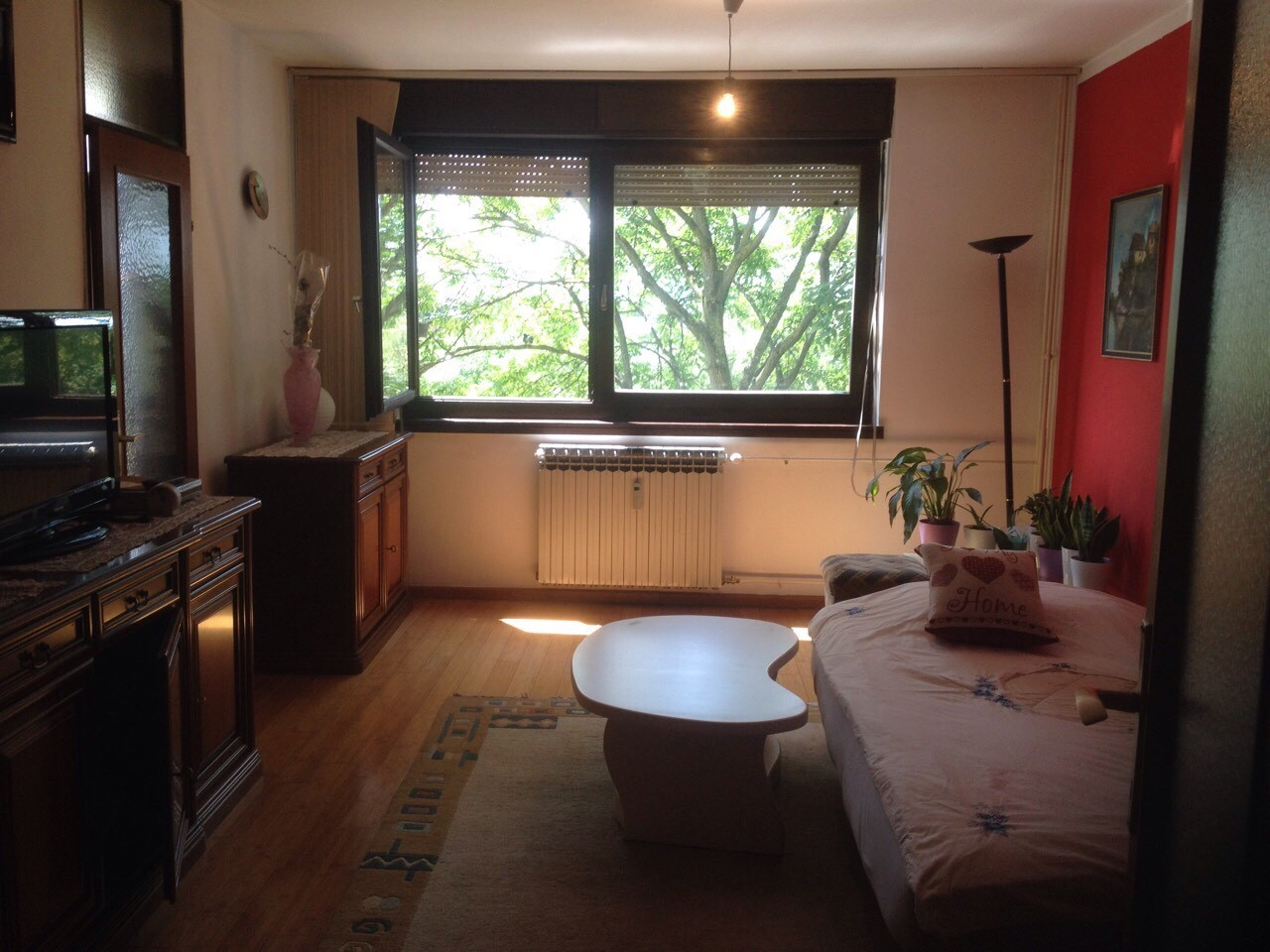 Spacious room in Zagreb, nearby lake Jarun