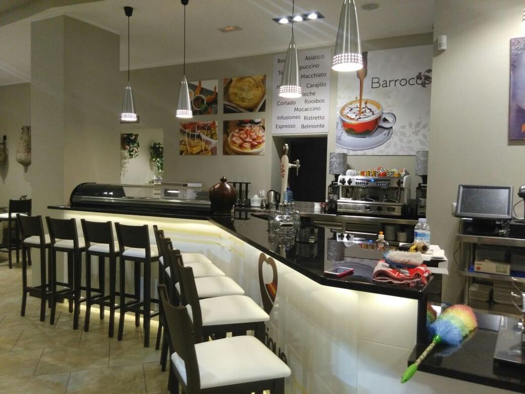 Tapas Bar Boutique Mediterranea Cafetería   Dónde comer en ...