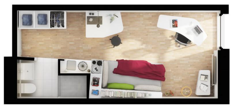 standard-apartment-showertoilet-galley-kitchen-62180b8ba61df8dce04e2d4fd318fd04