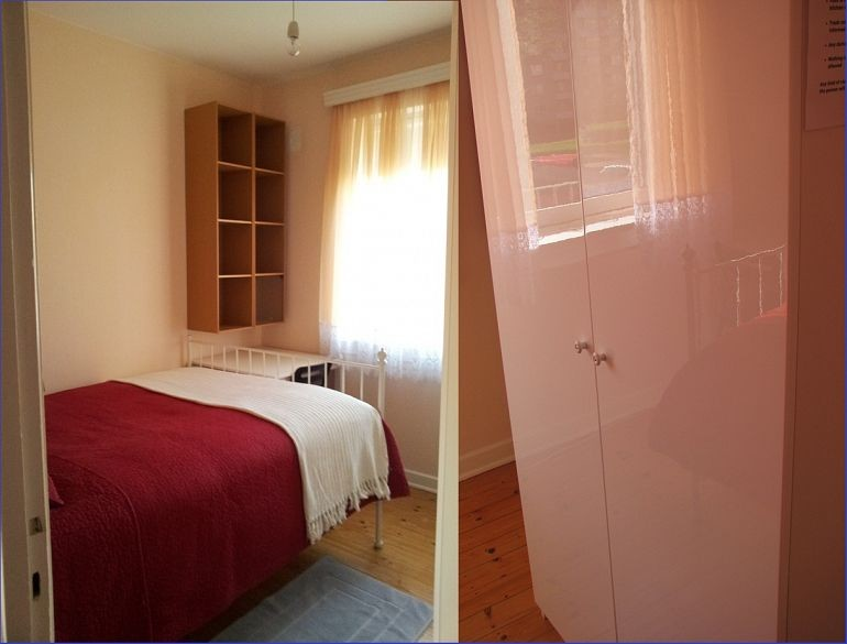 ... Standard One Bedroom Apartment For Rent In Stockholm ...