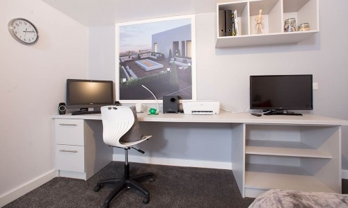 Standard studio available in Preston for students