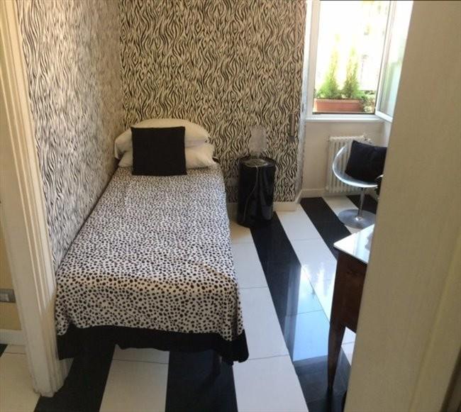 Stanza con bagno privato quartiere Parioli SOLO A RAGAZZA | Stanza ...