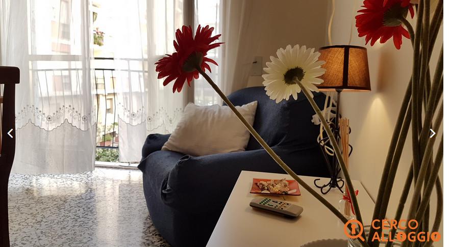 Stanza singola in appartamento condiviso