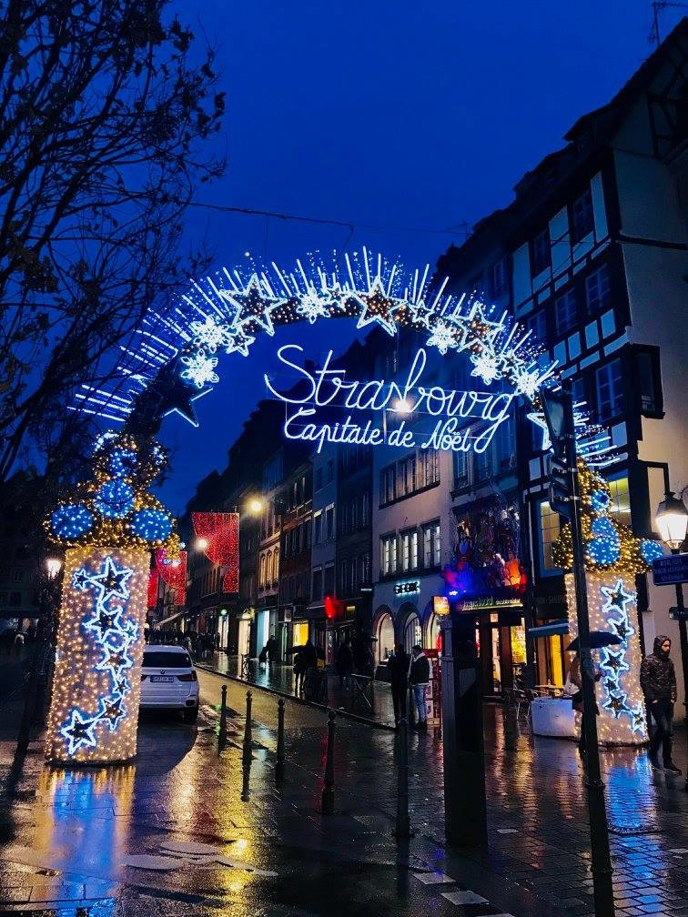 Christmas In Europe.Strolling Strasbourg The Christmas Capital Of Europe