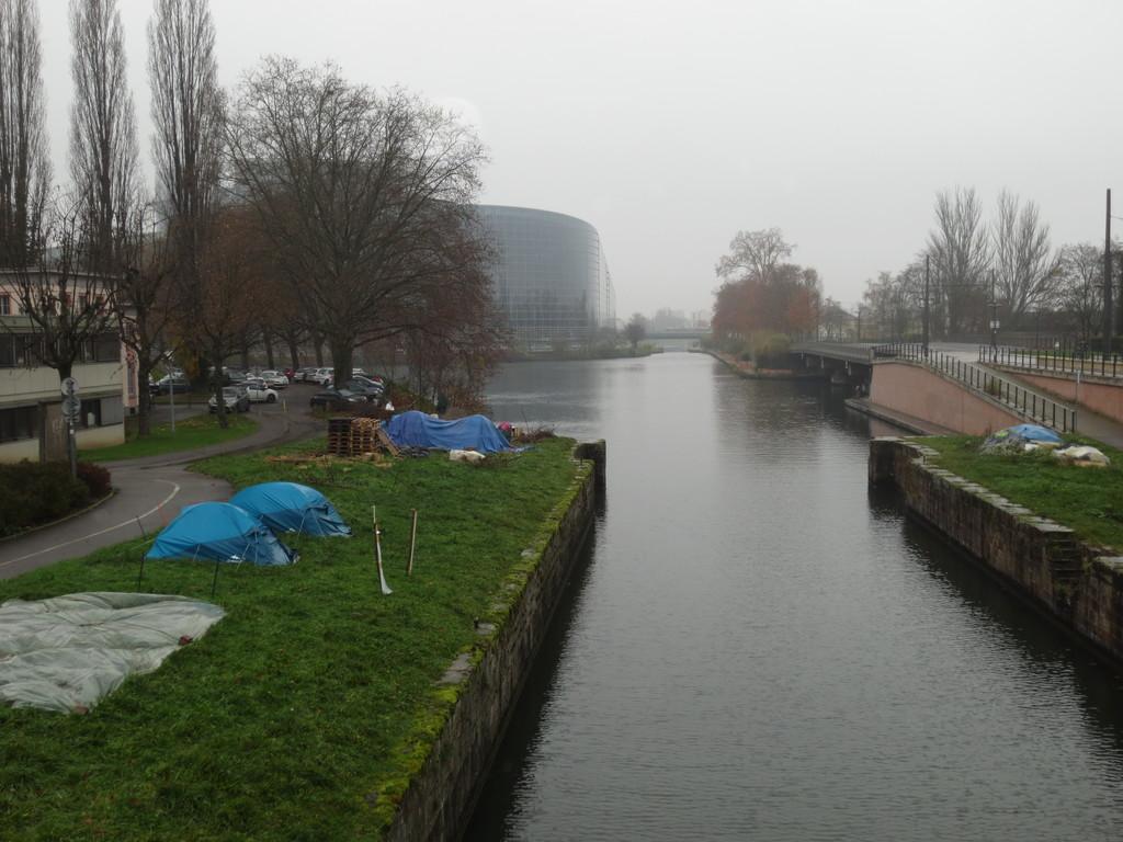 Strasbourg, siège des institutions européennes