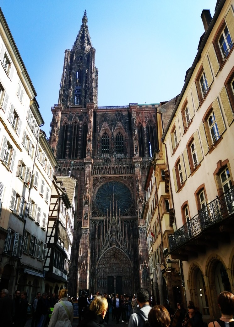 Strasburgo toccata e fuga