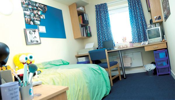 Student Accommodation In Glasgow University Dorm Glasgow