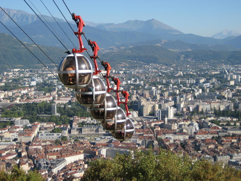 Student Life in Grenoble!