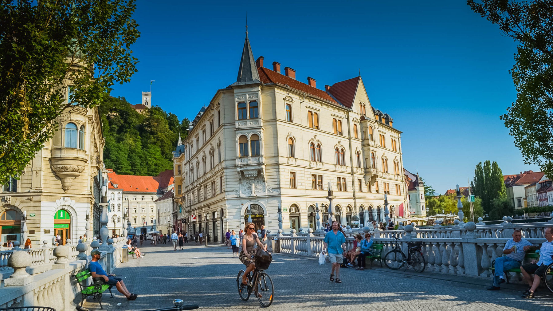 Studiare a Lubiana come studente sloveno