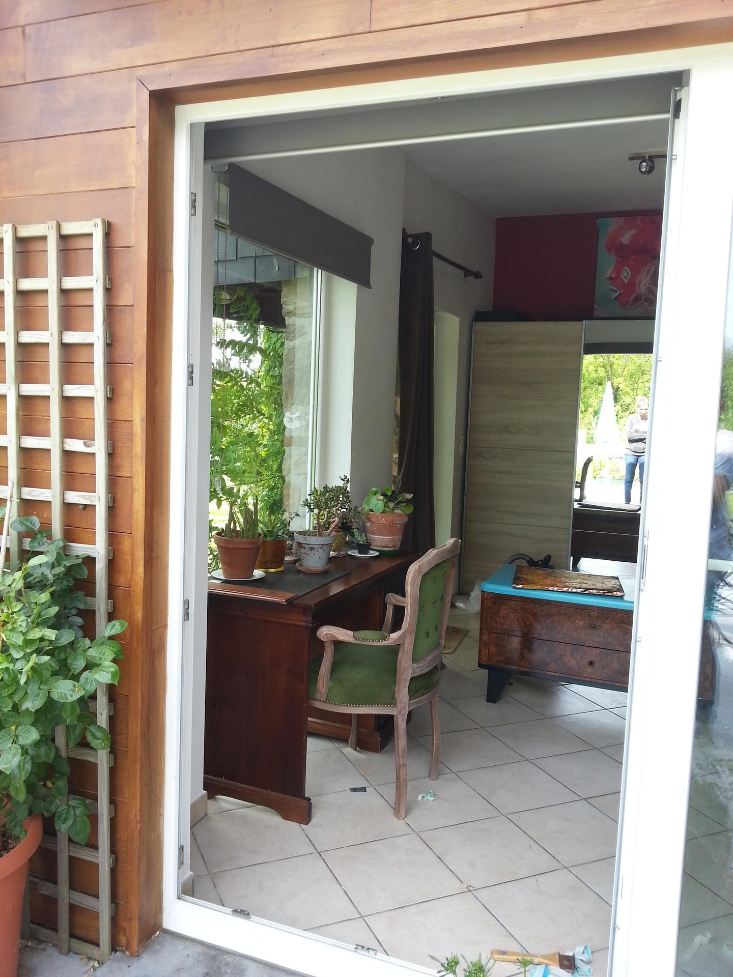 Salle De Bain De Luxe En Pierre ~ studio a la campagne vue sur jardin avec salle de bain priv e et