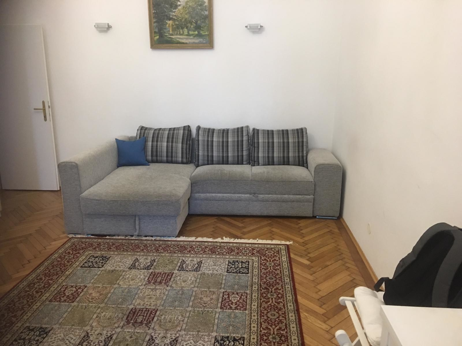 Studio with balcony in the center of Vienna