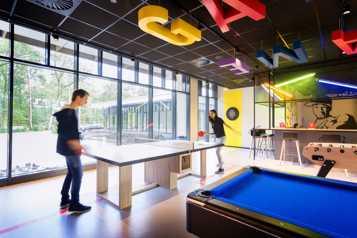 Studio in Enschede for international students