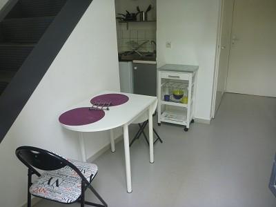 Studio meubl 18m toulouse montaudran location studio for Location meuble toulouse