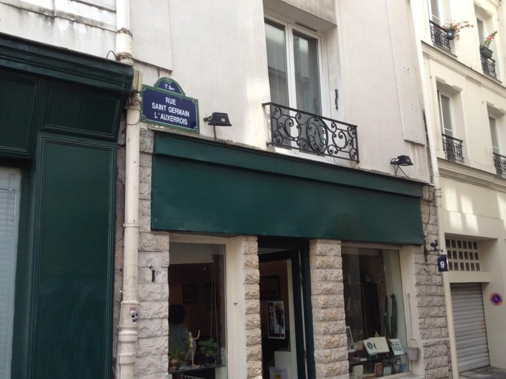 Separation Salon Chambre Studio studio paris 1er hyper centre (pont neuf louvre chatelet