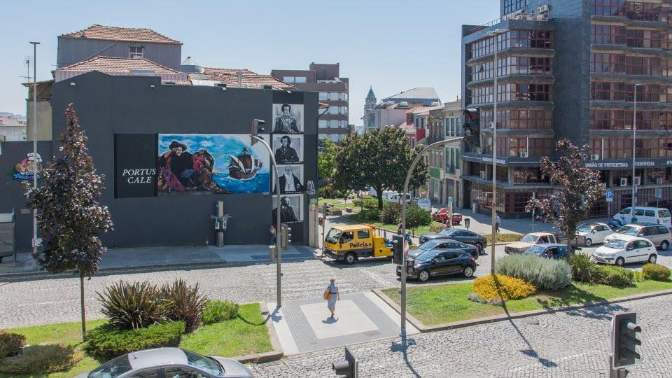 Studio in Porto next to Trindade station