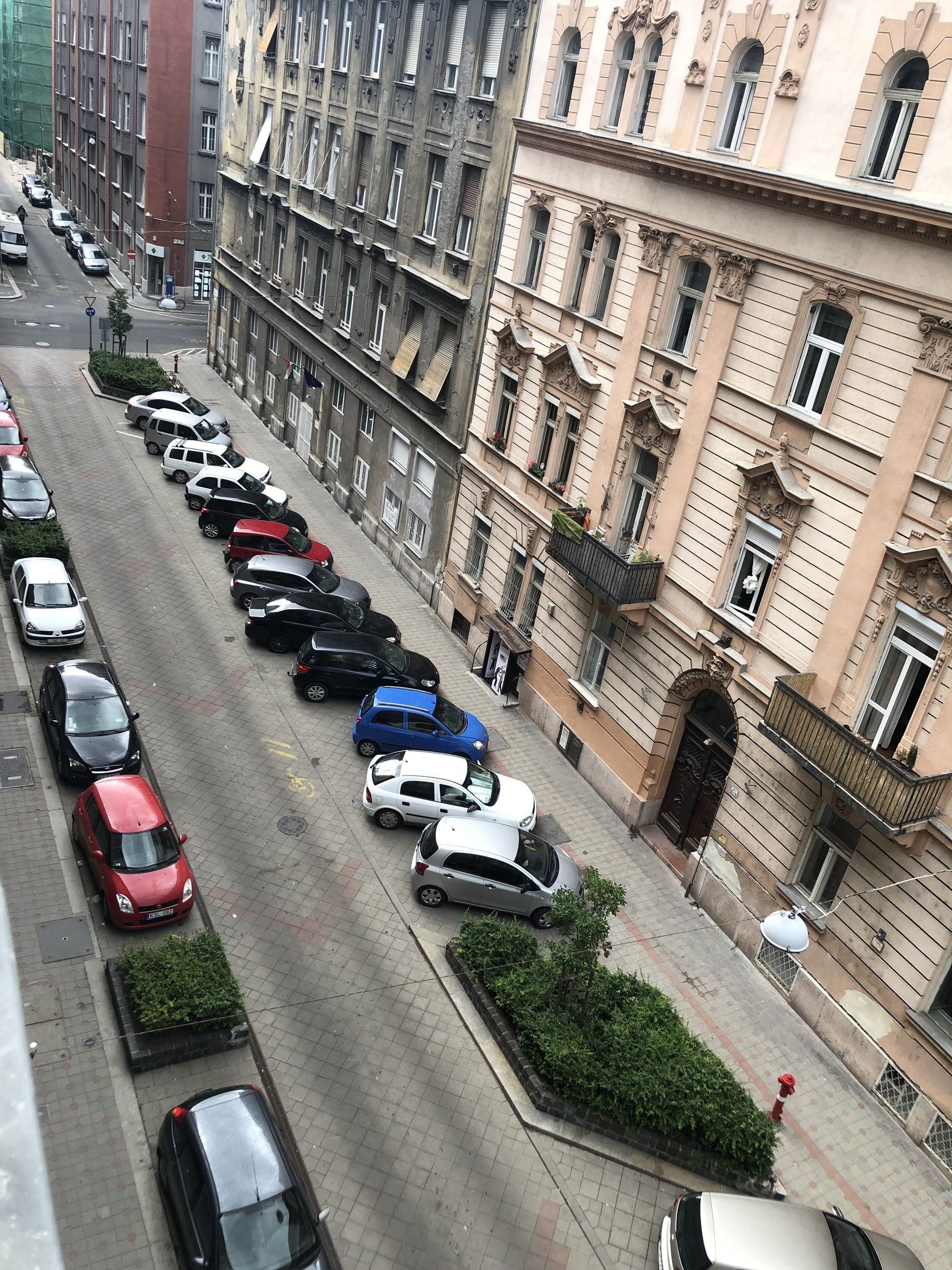 Budapest,  Rózsa u.