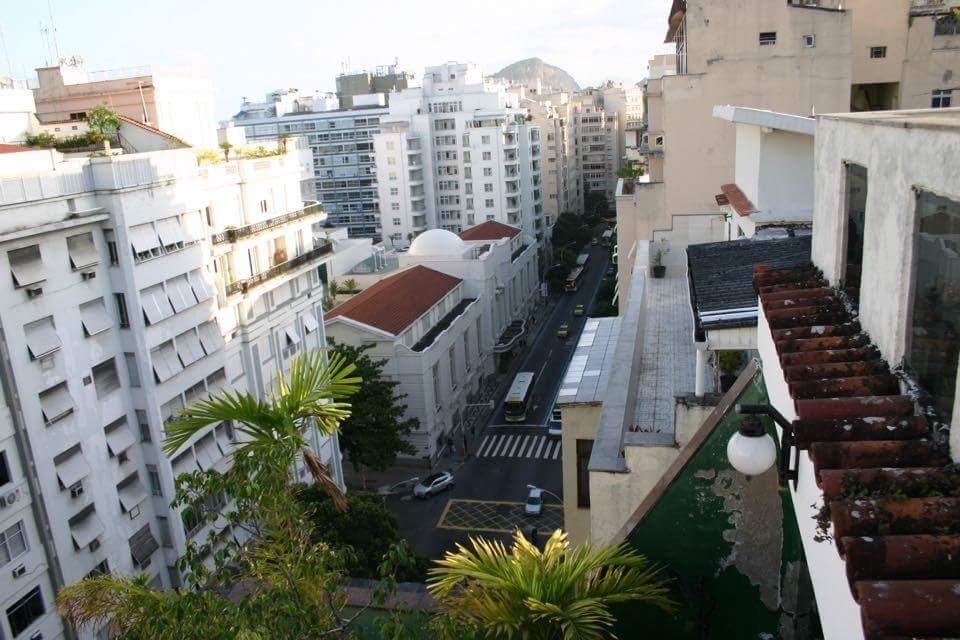 Studio at Roof terrace in Copacabana