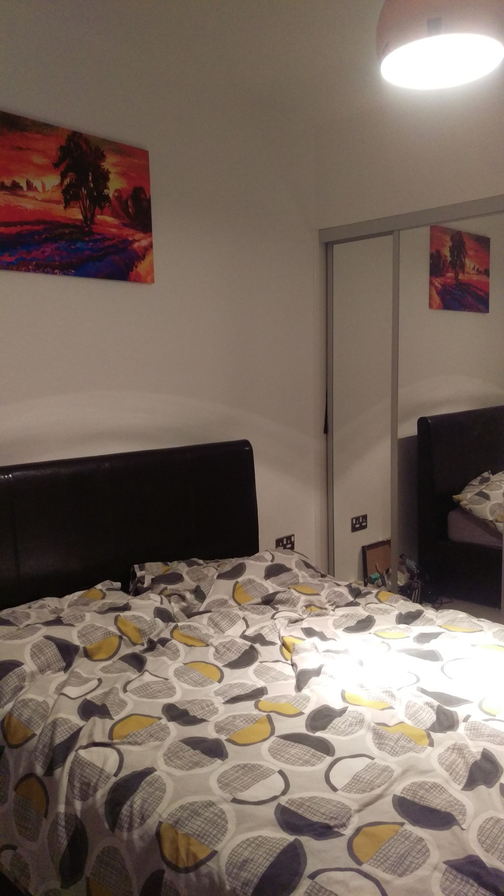 Nice Bedroom In Stunning 2 Bedroom Apartment Room For