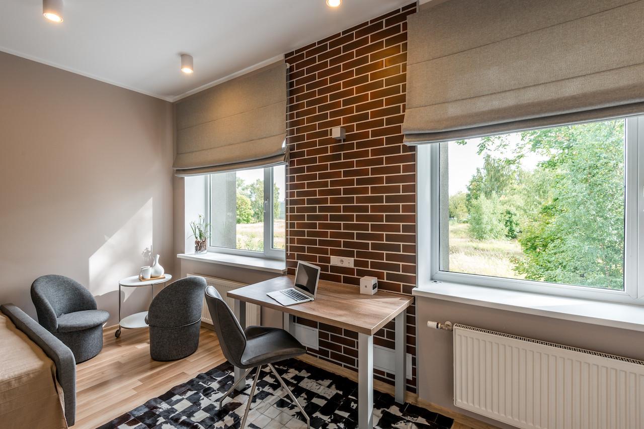 Stylish studio in Riga