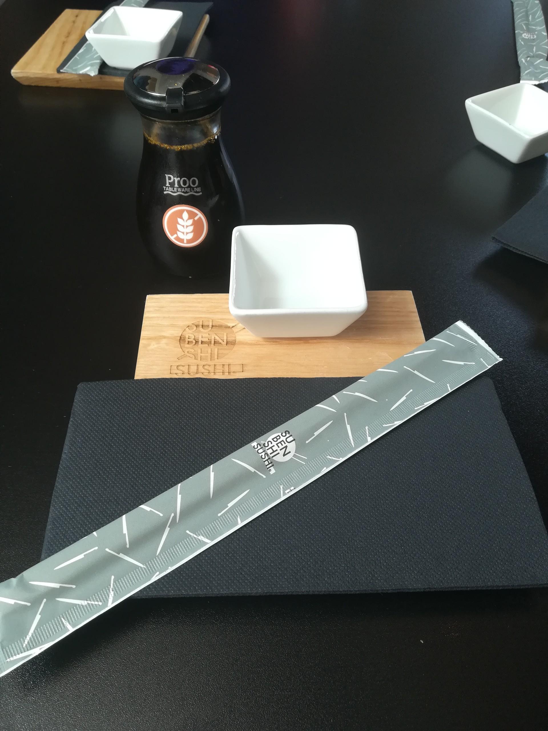 Subenshi: il paradiso del sushi