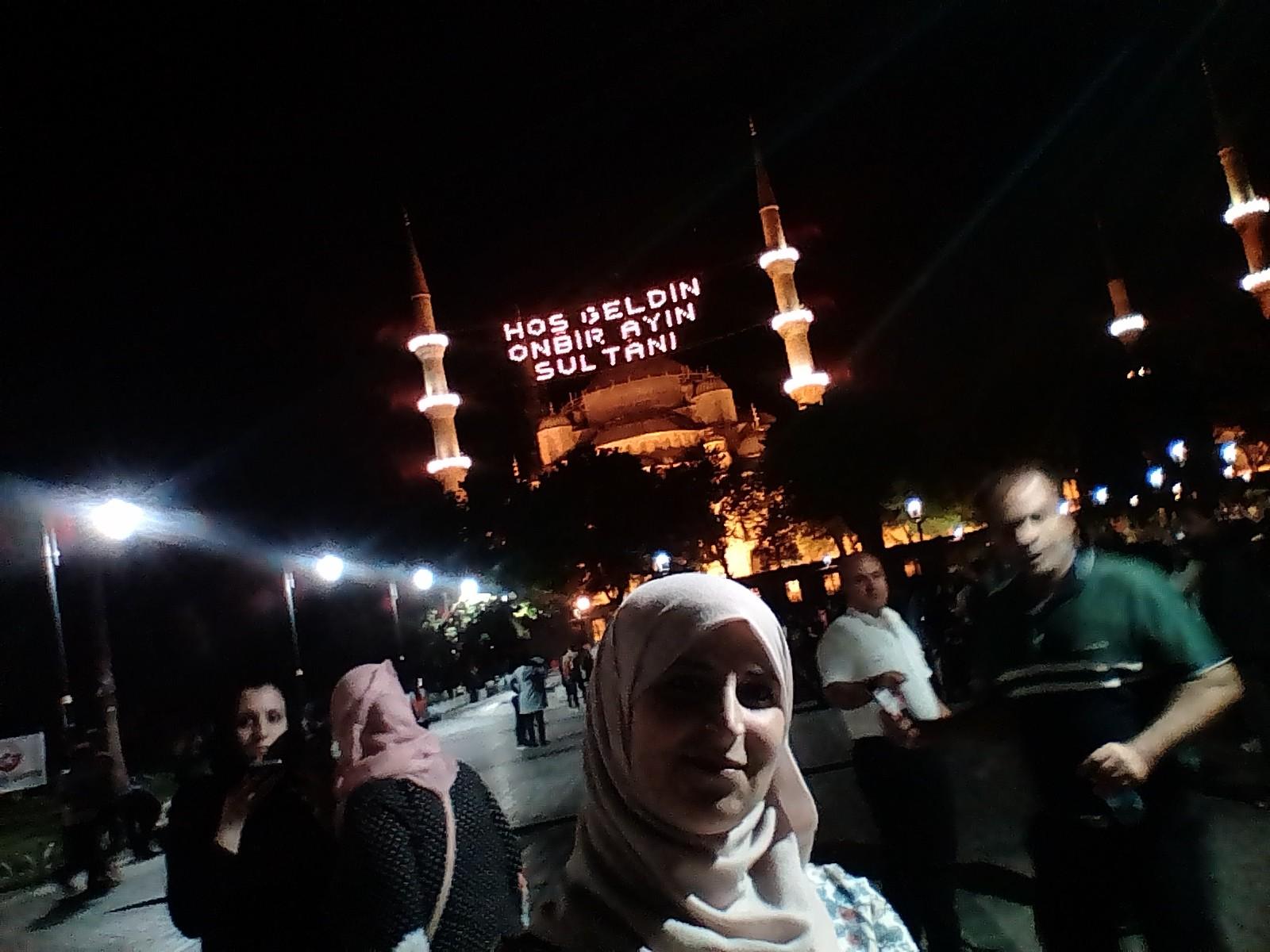 Sultanahmet Cami (la Mezquita Azul)