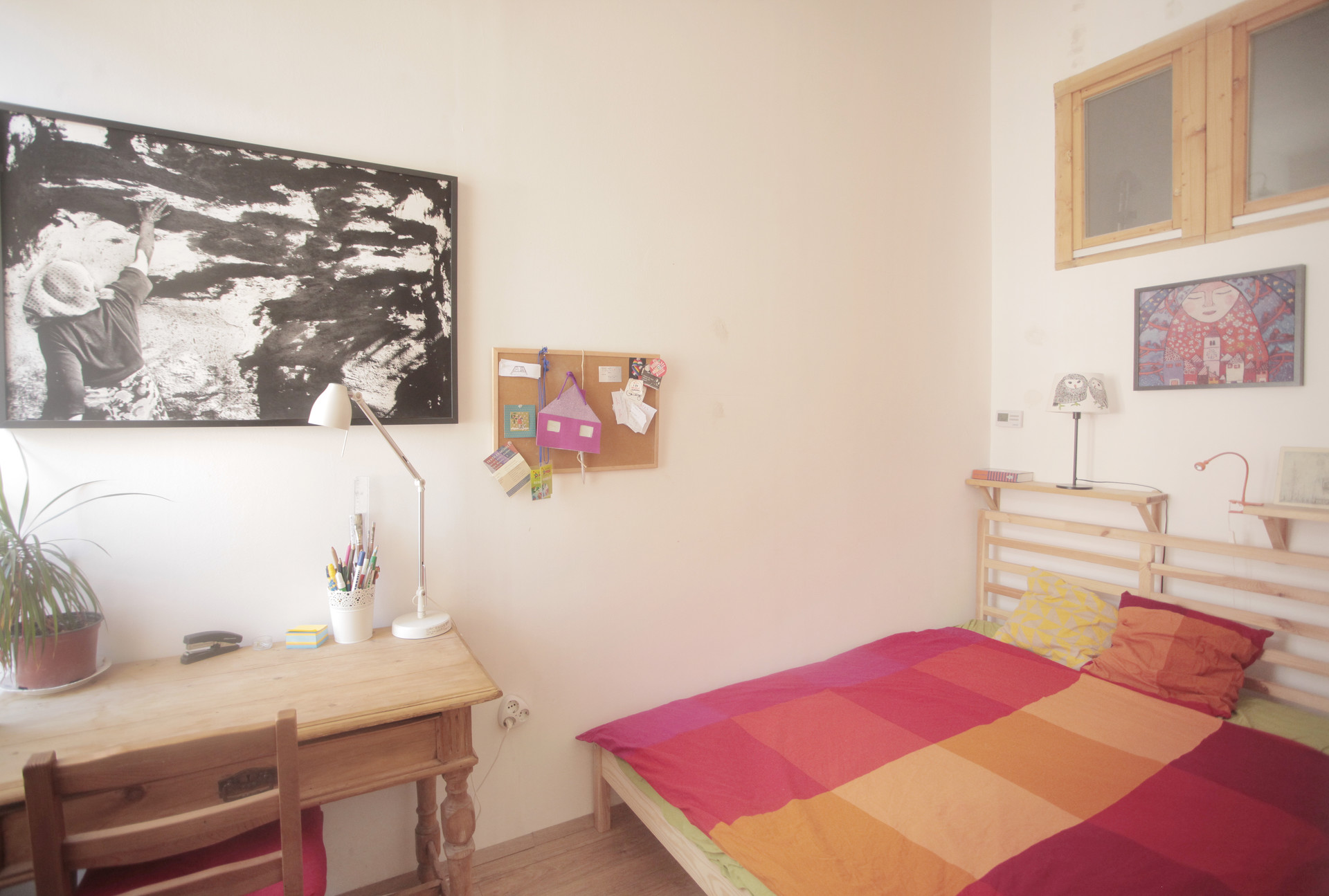 Sunny apartment in Budapest | Flat rent Budapest