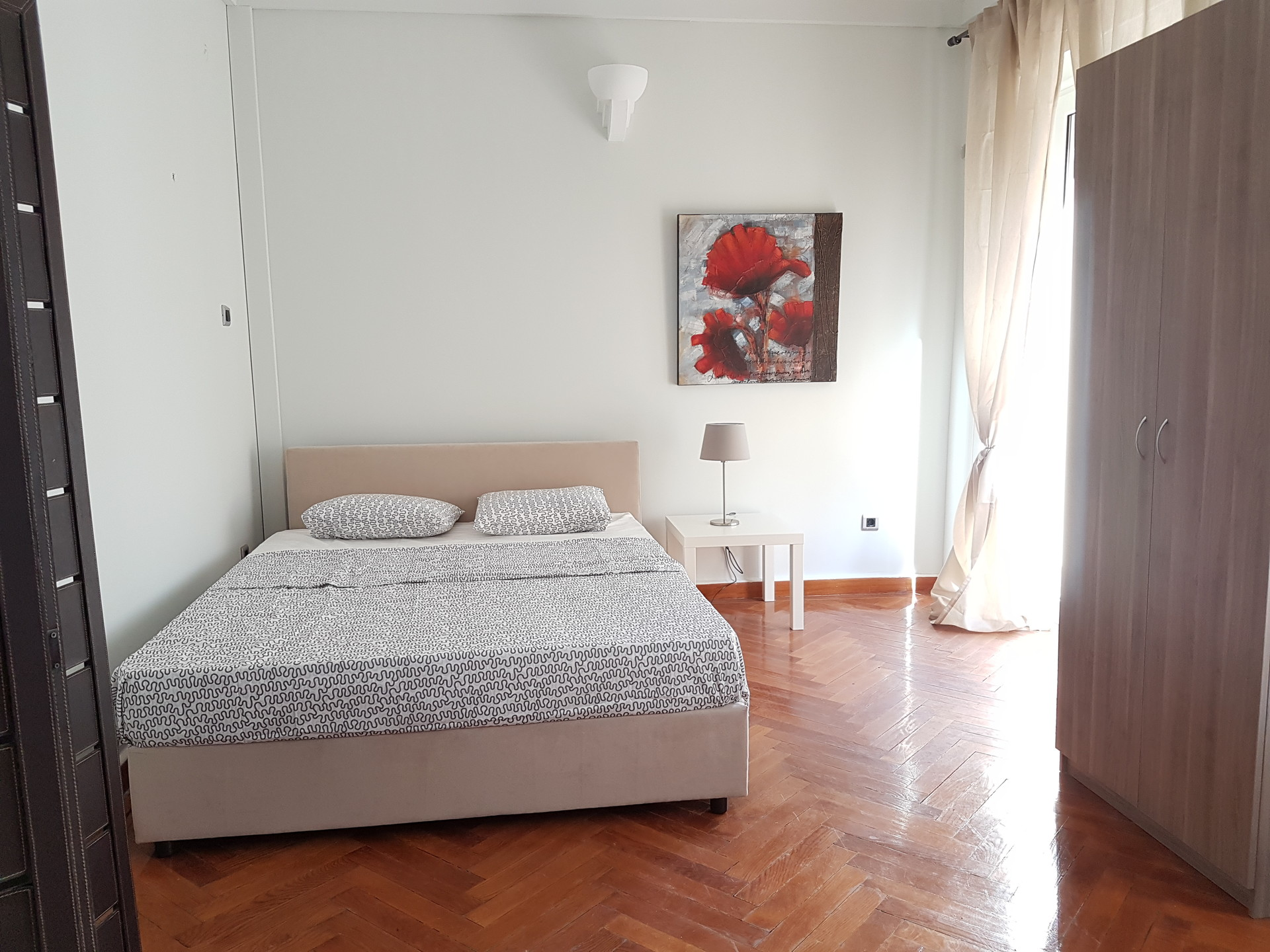 Sunny Big Classy 20m2 Room With A Balcony In A Very