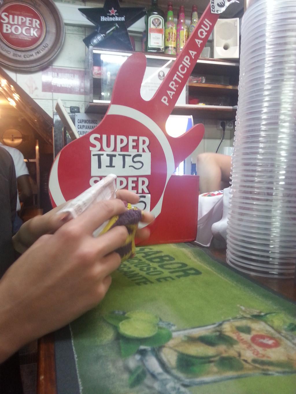 Super Bock !
