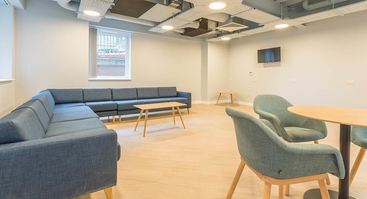 Superior plus studio in Preston for students