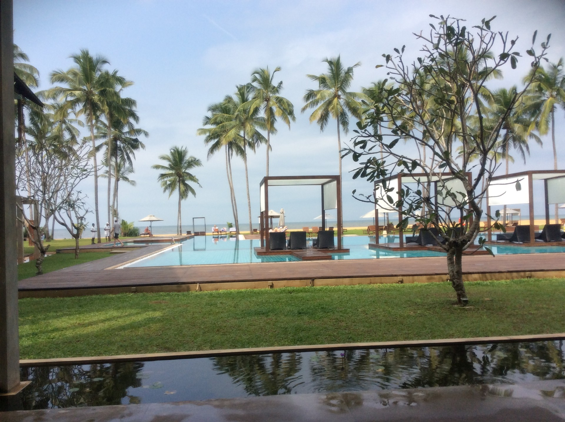 Suriya resort, Waikkal, Sri Lanka