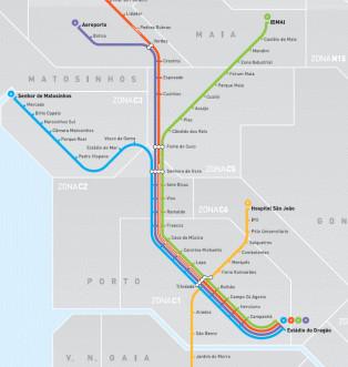 Metro De Oporto Mapa.Consejos De Supervivencia Para Tus Primeros Dias En Oporto Consejos Erasmus