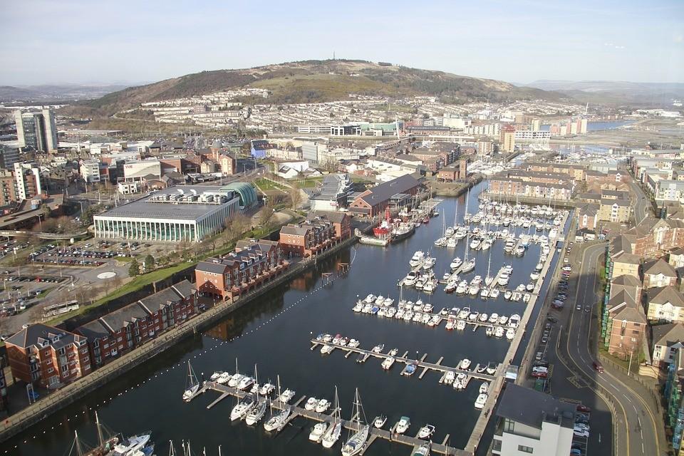 Swansea: a Welsh paradise