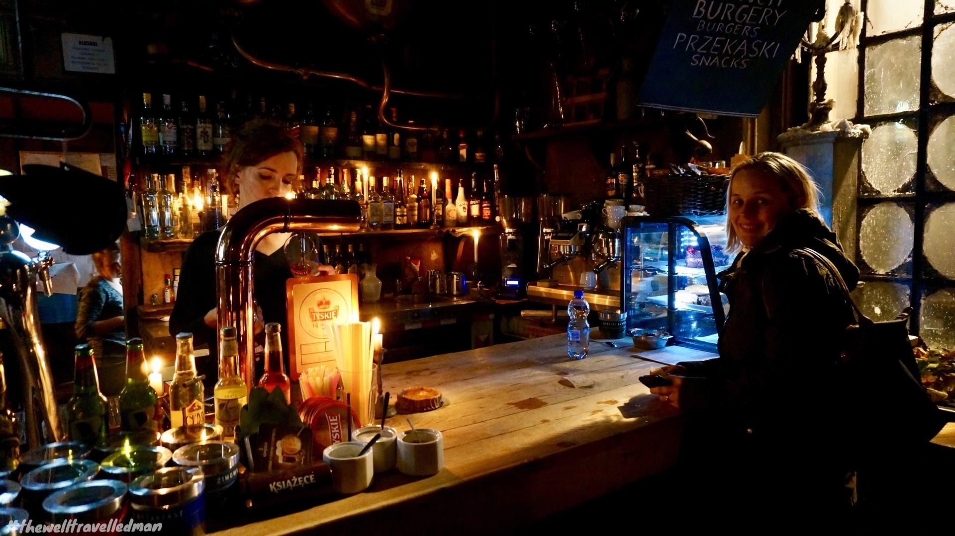 Świetny pub, świetne miejsce